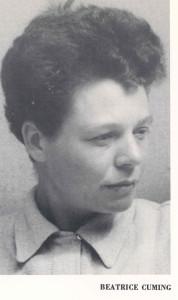 Photo of Beatrice Cumming