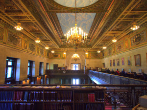 Reading Room Upper Gallery