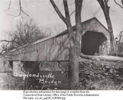 Covered bridge Galyordsville