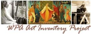 WPA Art Inventory Project Header
