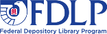 fdlp logo with words